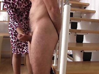 Belle KNOX masáž porno